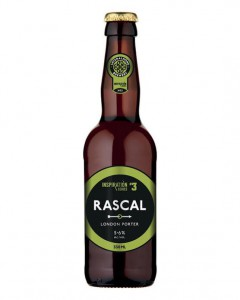 Inverlamond Brewery Rascal London Porter