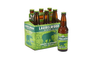 Portland OR u2013 Laurelwood Brewing Co. has announced the release of its spring seasonal Green Elephant IPA in six-pack bottles which marks the beeru0027s debut ...  sc 1 st  Brewbound.com & Laurelwood Brewing to Release Green Elephant IPA in 6-Packs ...
