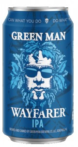 Green Man Brewery Releases First Canned Offering