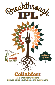 Lone Tree Brewing Sycamore Brewing Breakthrough IPL