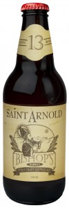Saint Arnold Bishops Barrel No. 13 bottle