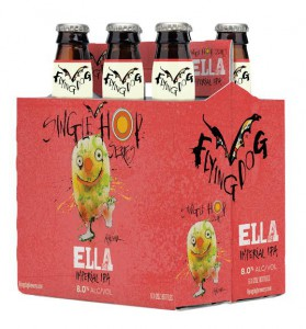 Flying Dog Brewery Single Hop Imperial IPA with Ella