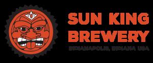 Sun King Brewery Logo banner