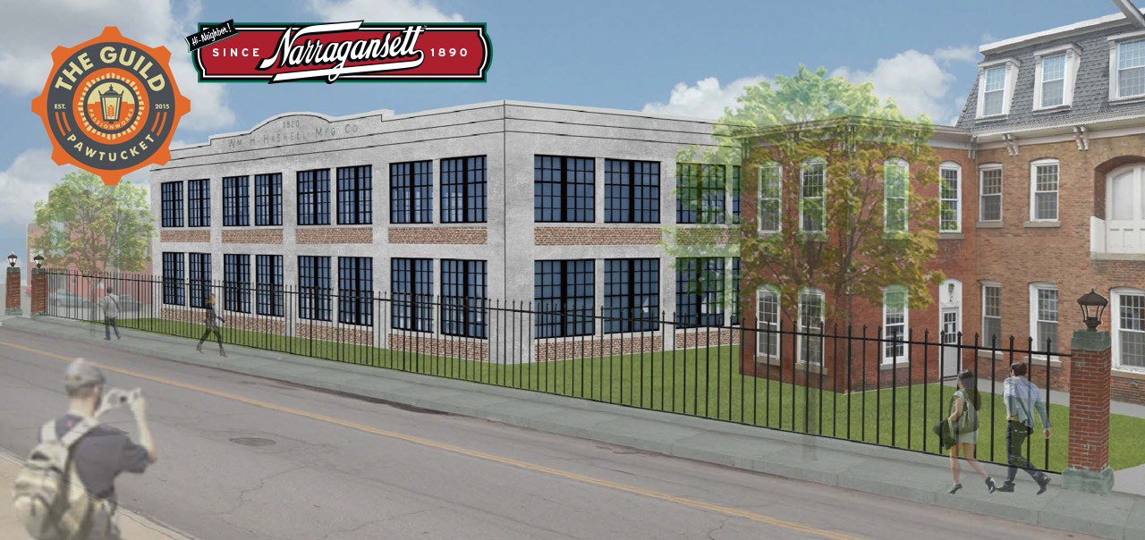 Narragansett beer isle brewers guild to build 15 million for Rhode island craft beer