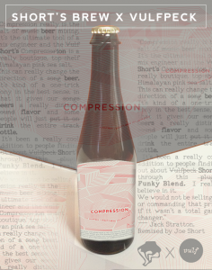 Short's Brewing Vulfpeck Compression American Sour Ale Collaboration