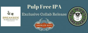 Breakside Brewery Fat Head's Collaboration Pulp Free IPA