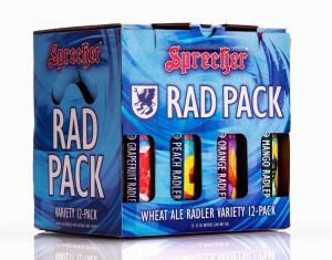 Sprecher Brewing Radler Variety Pack