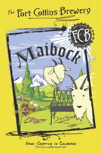 Fort Collins Brewery Maibock