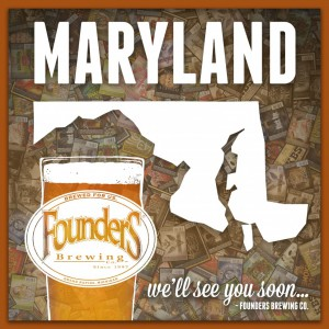 Founders Maryland 970