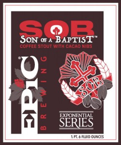 Epic Brewing Son of a Baptist