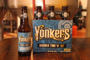 Yonkers Brewing Shower Time Pale Ale
