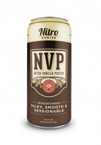 Breckenridge Brewery Nitro Vanilla Porter 16oz Can Image