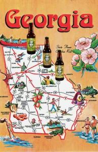 Green Man Brewery Georgia