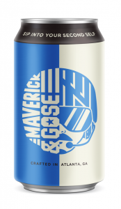 Second Self Beer Company maverick & gose single can