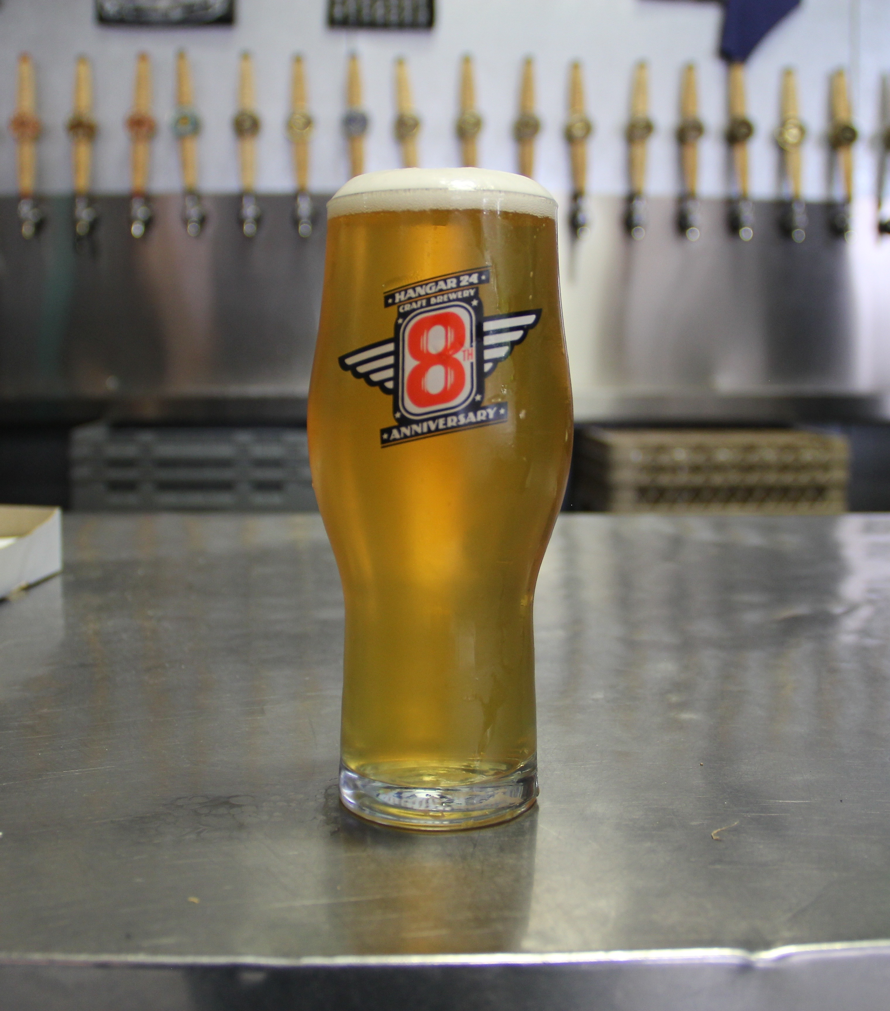 Hangar 24 Brewery Releases Commemorative 8th Anniversary ...