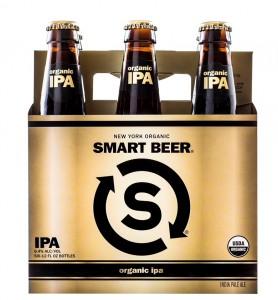 Smart Beer Organic IPA 6 pack