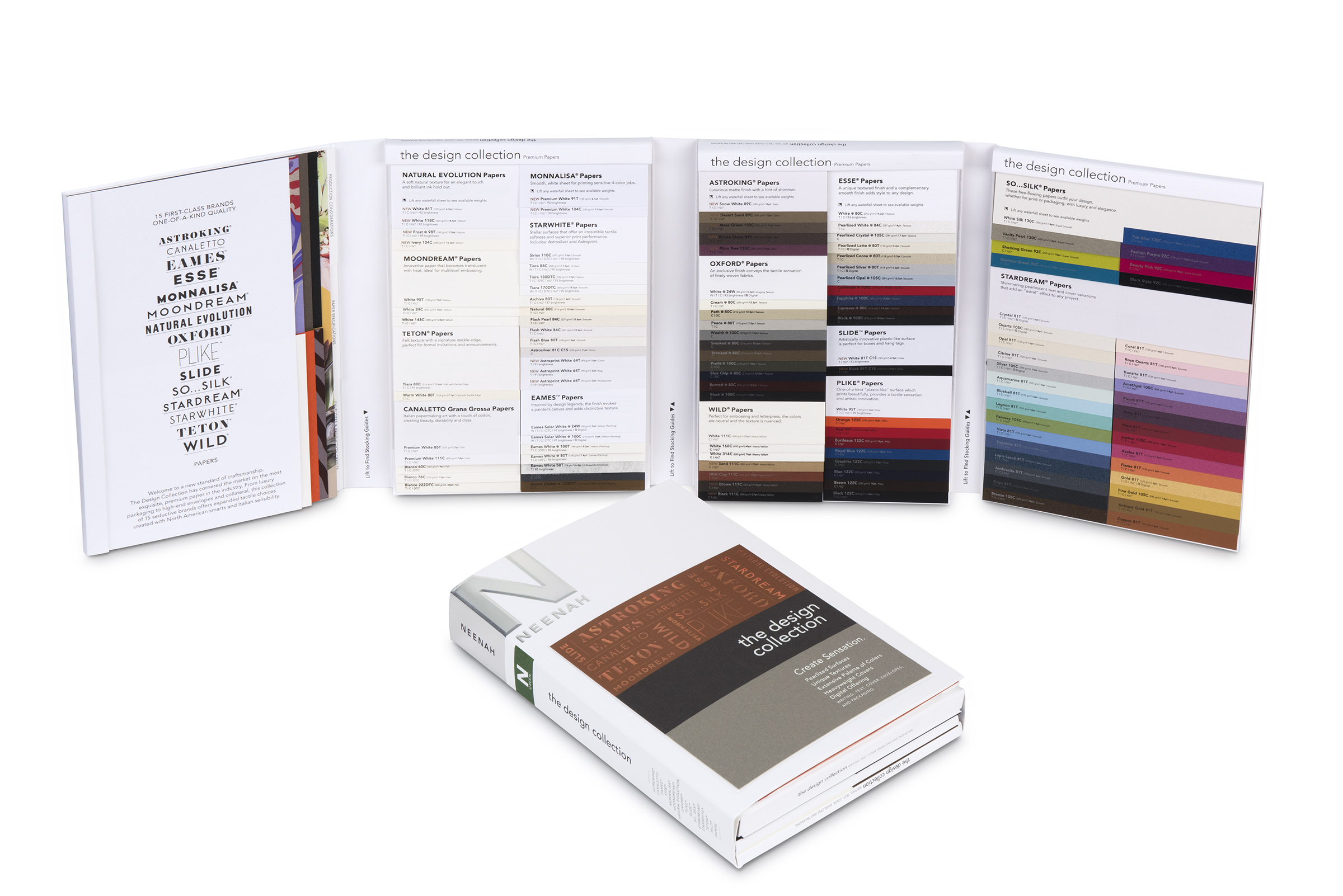 Neenah Releases New Specialty Paper Swatchbook | Brewbound.com
