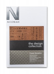 Neenah Paper Design Collection Swatchbook