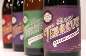 Bruery Terreux bottles