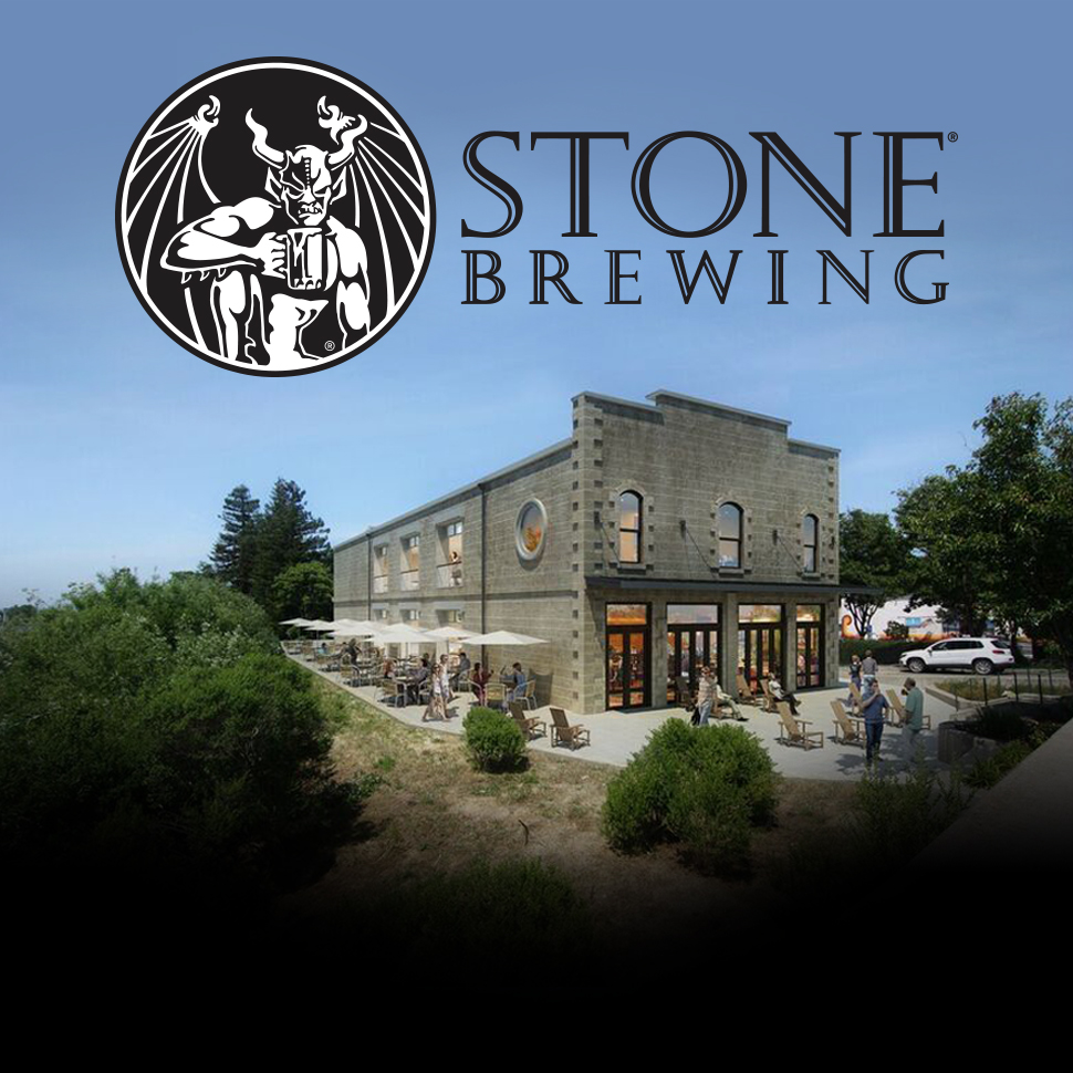 Stone Brewing To Open Tap Room And Pilot Brewery In Napa