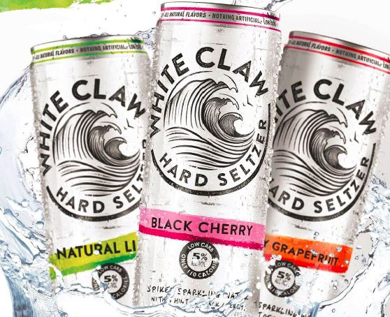 Mark Anthony Brands Introduces White Claw Hard Seltzer ...
