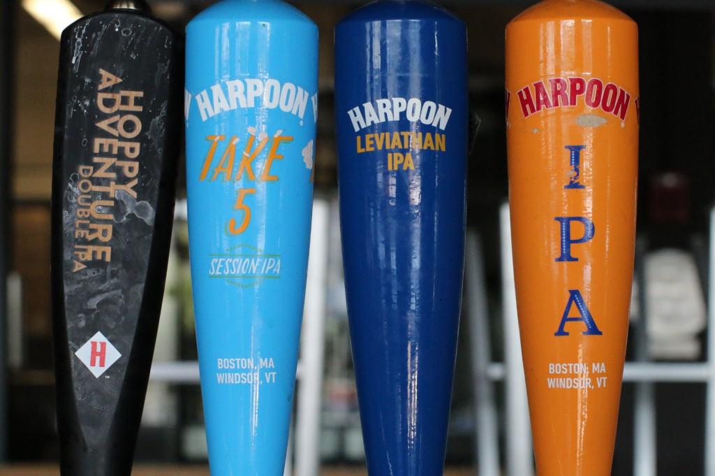 harpoon-taps
