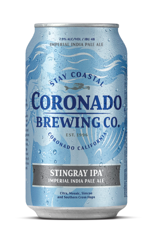 stingray-IPA-cans