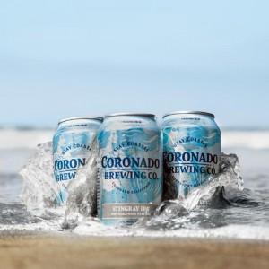 coronado-stingray-IPA-cans