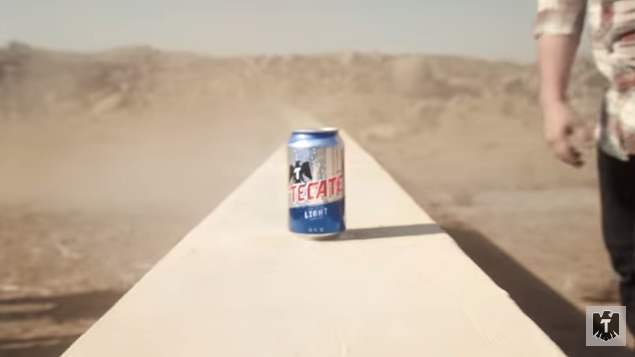 Tecate light debuts new national television commercial brewbound mozeypictures Choice Image