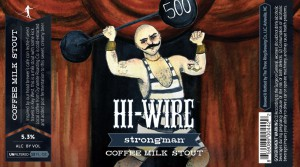Hi-Wire StrongMan Coffee