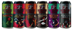NorthGate Brewing Releases Minnesota's First Nitro Stout in a Can, Plus 3 Other Beers