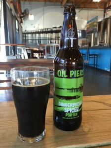 Surf Brewery® Releases Oil Piers™ Seasonal Porter – Gingerbread Spice