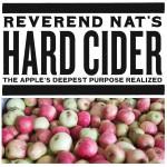 Reverend Nat's Hard Cider Completes Financing Round
