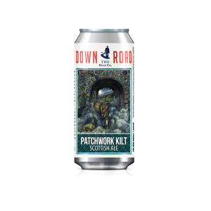 Down The Road Beer Company announces the newest addition to its Session Beer Lineup: Patchwork Kilt Scottish Ale