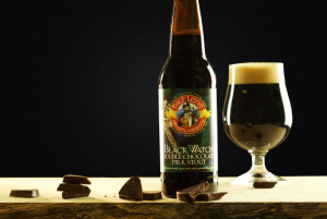Highland's Black Watch Double Chocolate Milk Stout releases Black Friday!