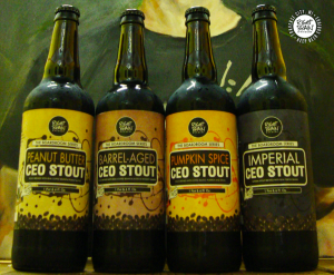 Right Brain Brewery Debuts 2016 CEO Stout Boardroom Series