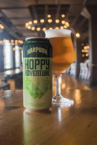 MEDIA RELEASE: Harpoon's Hoppy Adventure in Cans is Here!