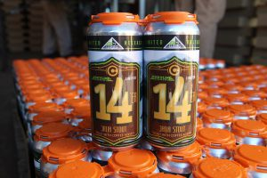 Eddyline Brewery Releases Seasonal 14'er Imperial Java Stou: A Collaboration with the the Buena Vista Roastery