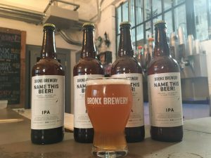 The Bronx Brewery Releases Nameless IPA with Whole Foods