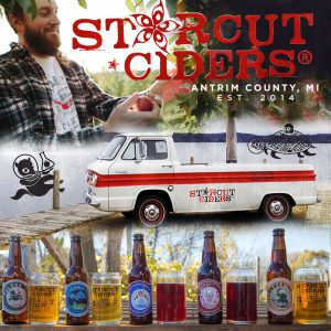 Starcut Ciders Celebrates Two Years and Gains Title of 3rd Largest Cider Maker in MI