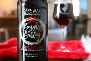 Cape May Brewing Company Releases Bough of Barley: A Holiday Seasonal Barleywine
