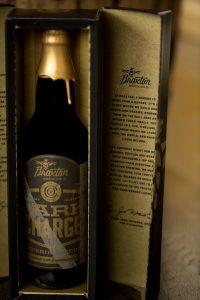 braxton Dark Charge 23 Bourbon Maple Imperial Stout