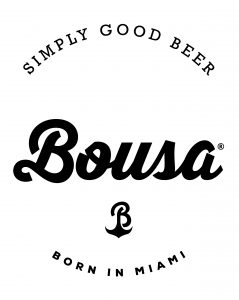 New Independent Craft Brewer Bousa? Brewing Company Launches First Beer in Distribution Partnership with Eagle Brands