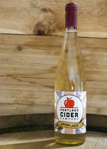 Portland Cider Company Releases Union Jack Limited Release Cider