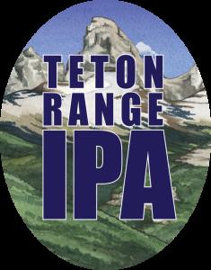 Grand Teton Brewing Press Release: Teton Range IPA