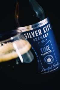 silver city brewery time traveller