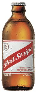 Press Release from Red Stripe Beer - JAMAICAN PRODUCED RED STRIPE(R) ARRIVES IN U.S.