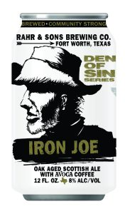 Rahr & Sons Brewing Co. launches Iron Thistle, Iron Joe in cans