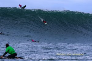 Ordnance Brewing Paddles Into Big Surf