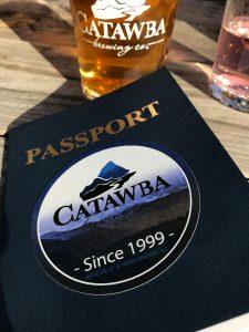 Catawba Announces Beer Passport Rewards Program (graphics attached)